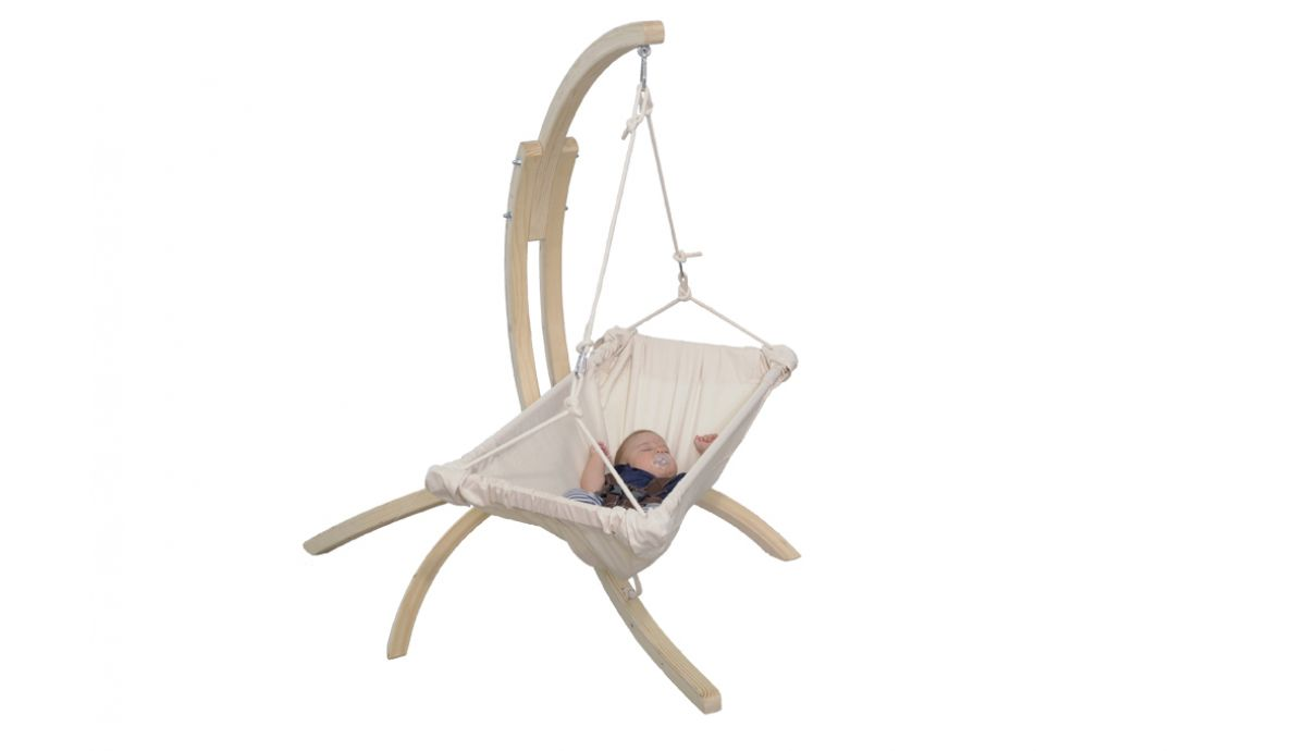 'Hippo'  Baby Hammock Stand