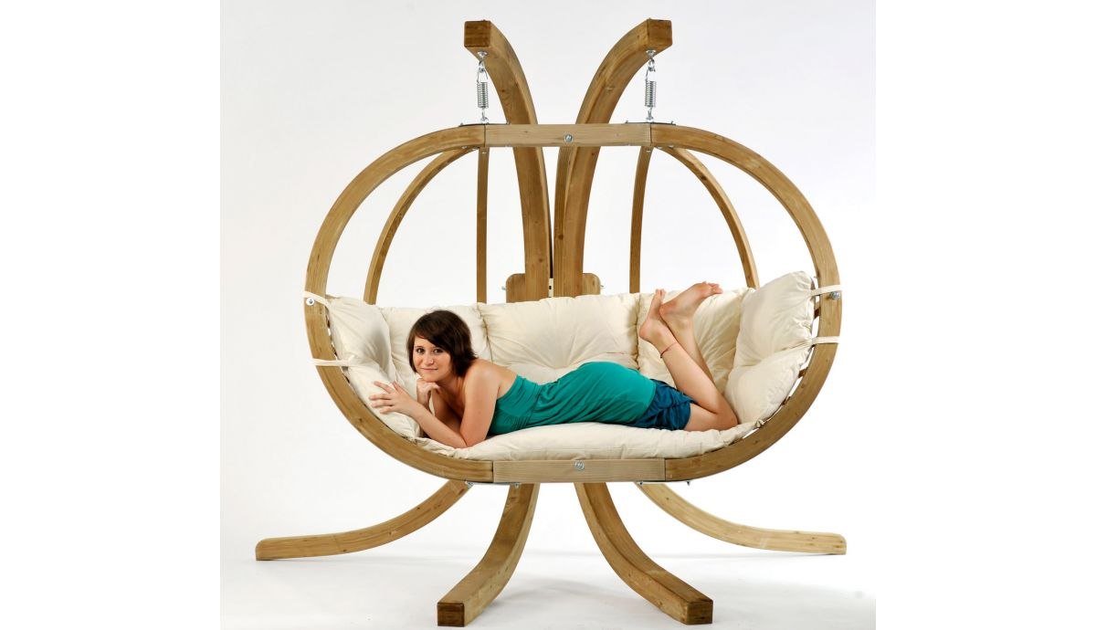 Hanging Chair Stand Globo Royal Hammock Heaven