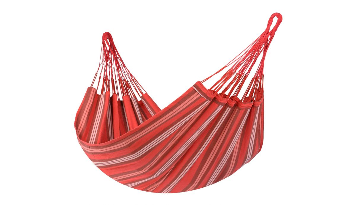 'Aruba' Fire Single Hammock