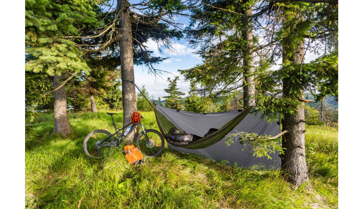'Outdoor' Army Single Camping Hammock