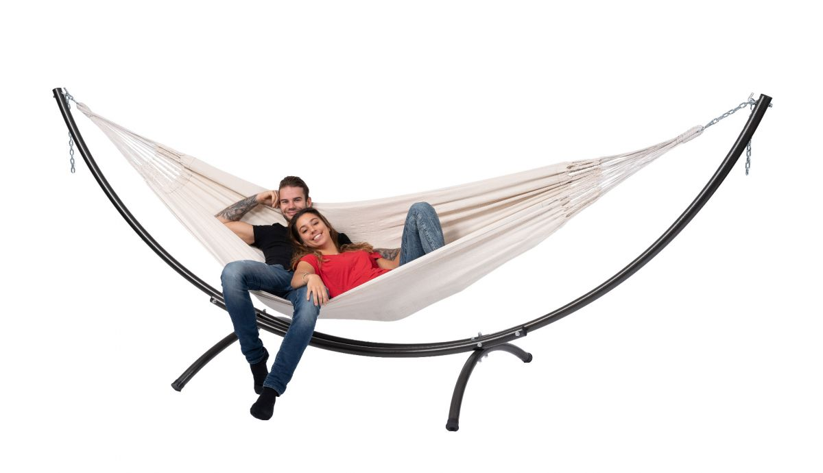 'Arc'  Double Hammock Stand