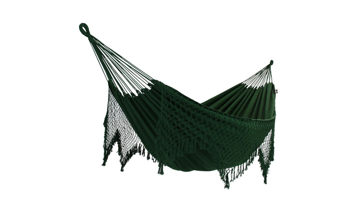 'Sublime' Green Double Hammock