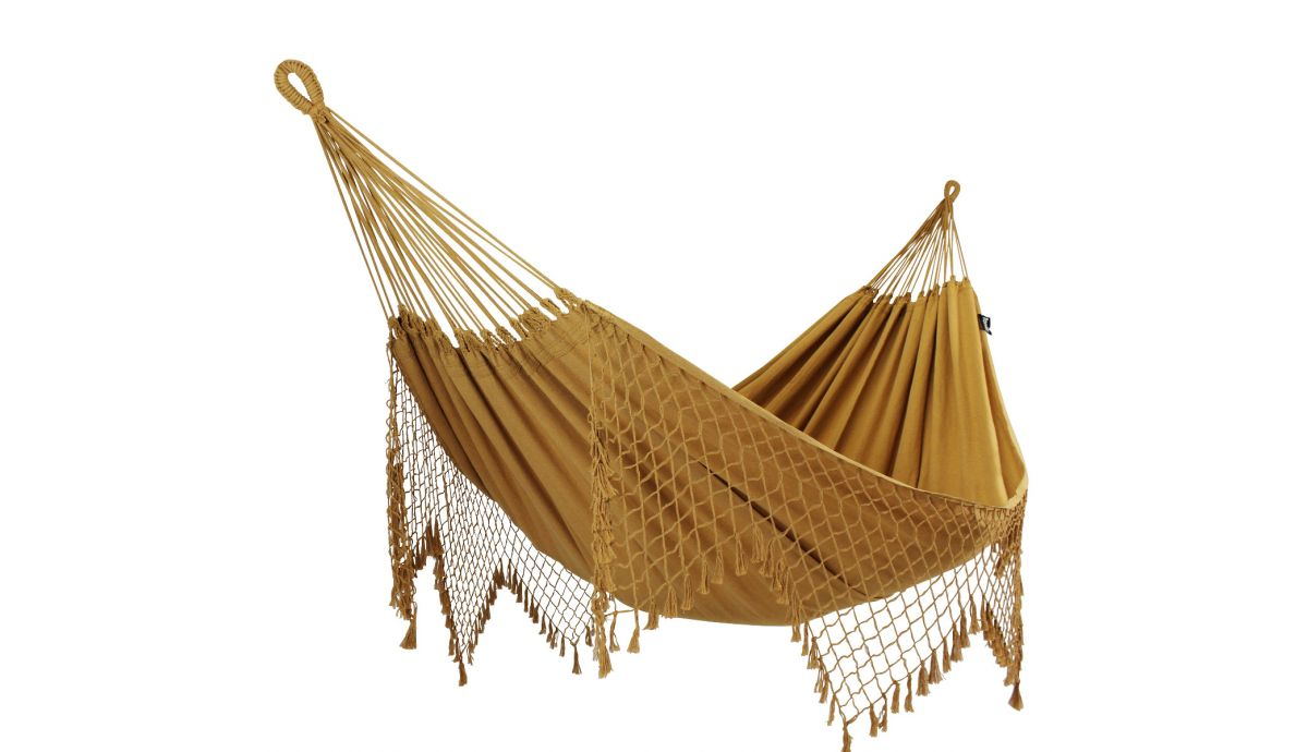 'Sublime' Mocca Double Hammock