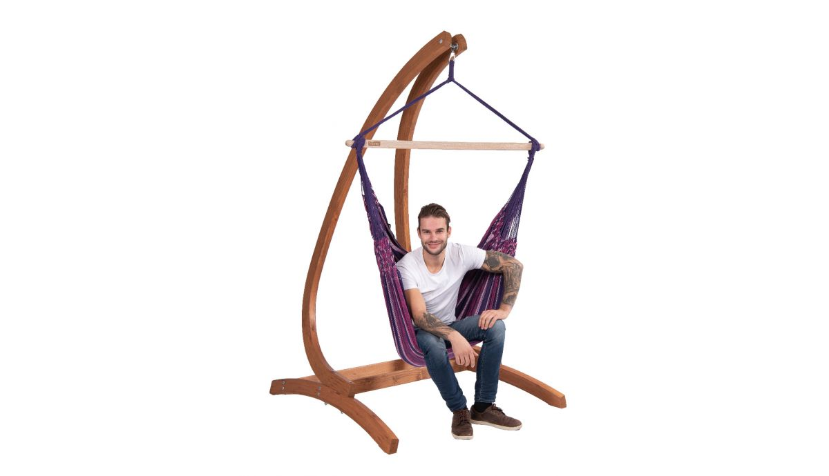 'Chill' Love Single Hanging Chair
