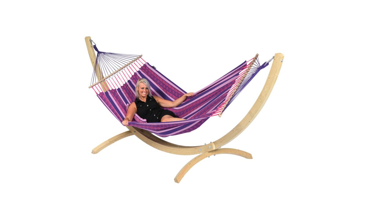'Lazy' Love Double Hammock