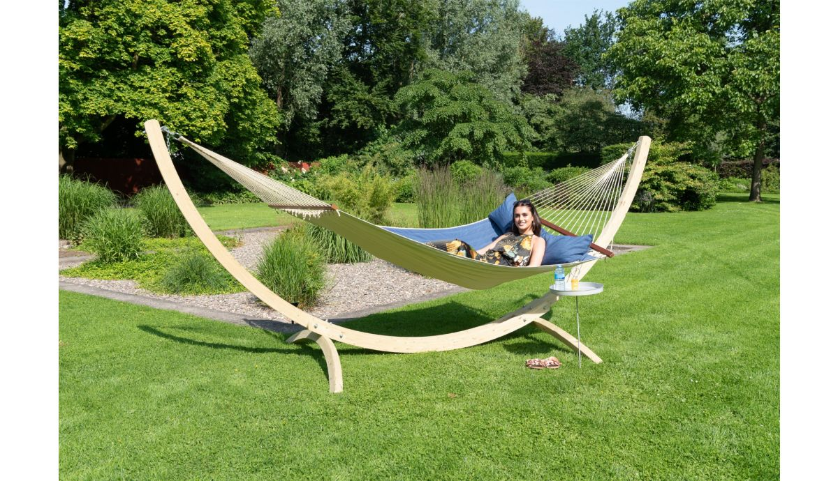 'Silver'  Hammock Table