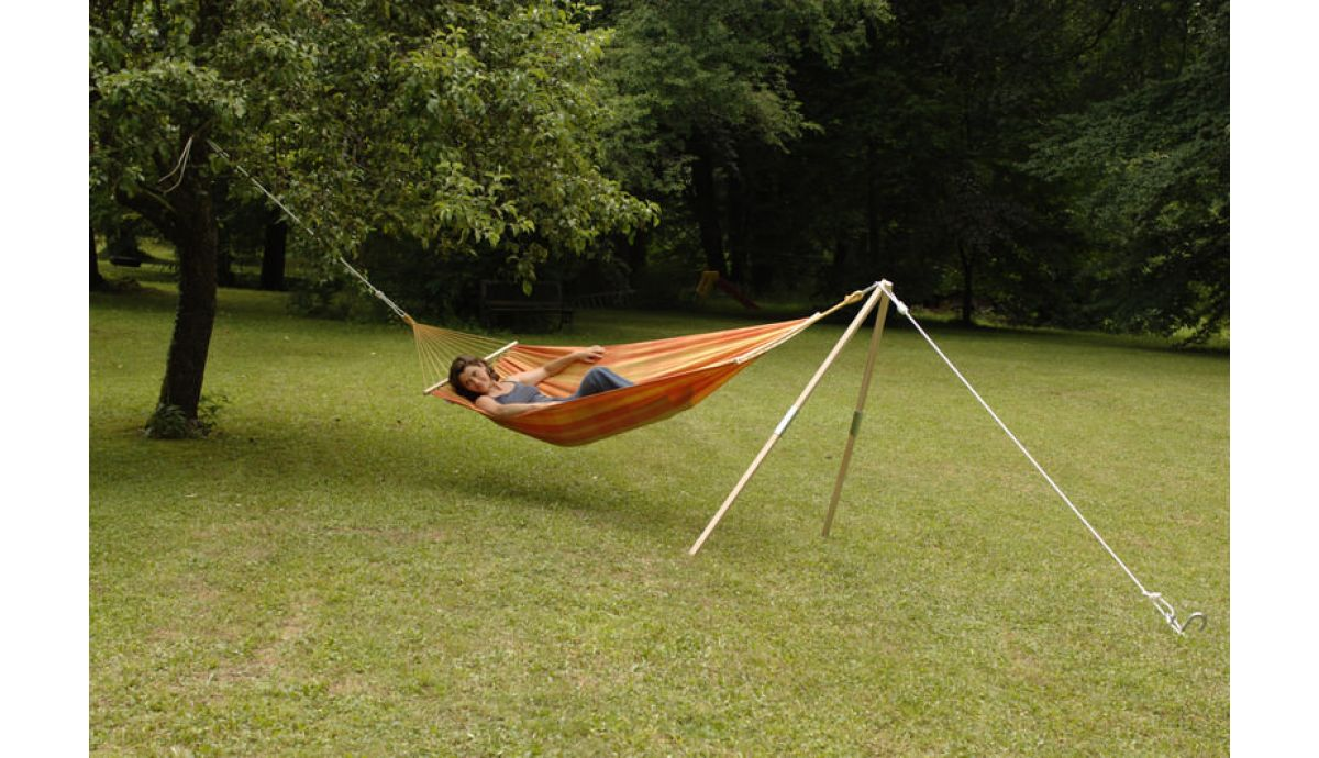 'Madera'  Single Hammock Stand