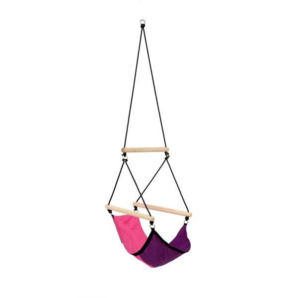 'Swinger' Pink Children Hanging Chair