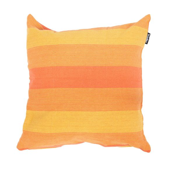 'Dream' Orange Pillow