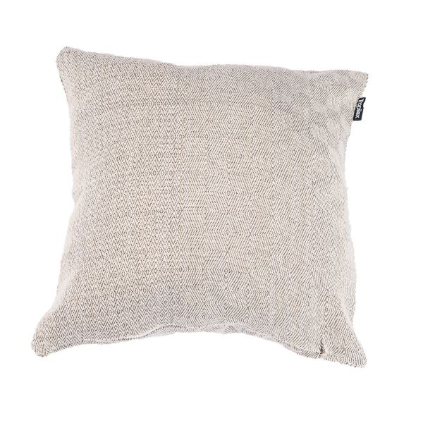 'Natural' Brown Pillow