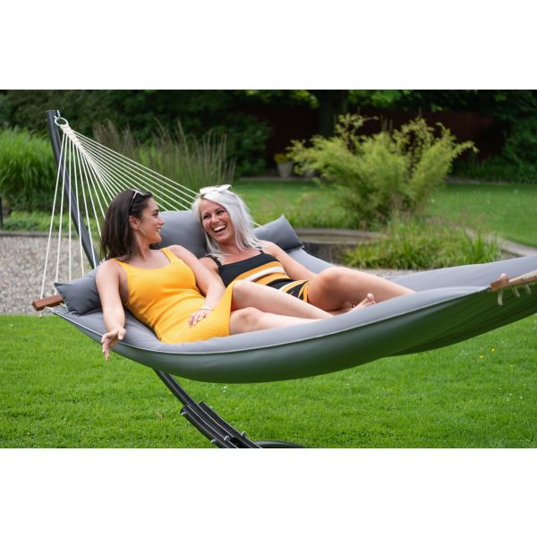 'Big Fat' Grey XXL Hammock
