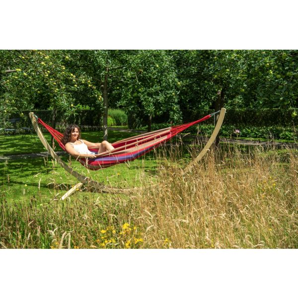 'Cuba' Cherry Single Hammock