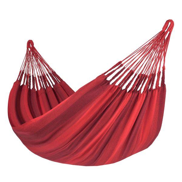 'Dream' Red Single Hammock