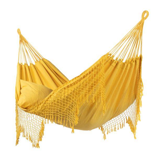'Sublime' Yellow Double Hammock