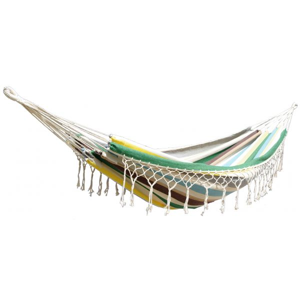 'Grenada' Bazalt Single Hammock