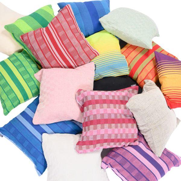 'Refresh' Rainbow Pillow